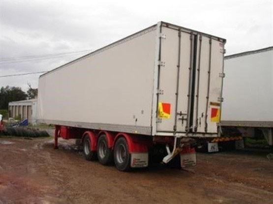 maxi-cube semi (inc low loader/platforms) 12937 002