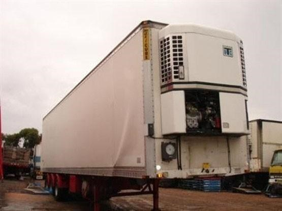 maxi-cube semi (inc low loader/platforms) 12937 004