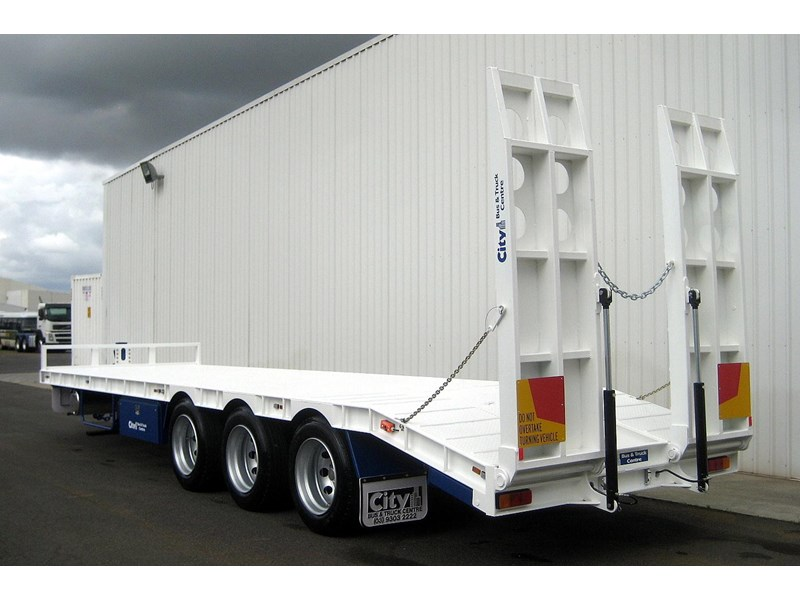 cbtc new tri / tandem & single axle tag trailers. 13648 009