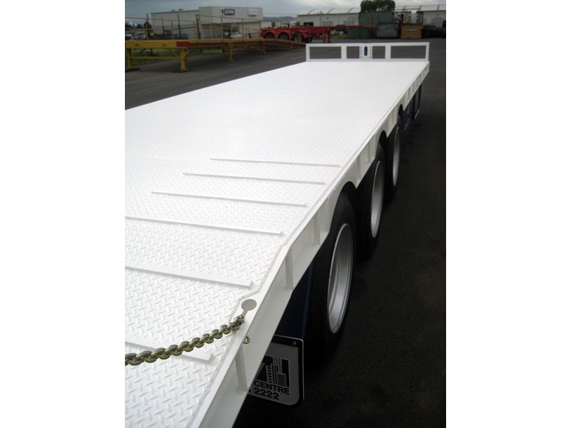 cbtc new tri / tandem & single axle tag trailers. 13648 012