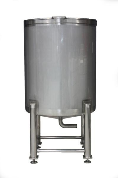 stainless steel storage/mixing tank 1,000lt 106444 001