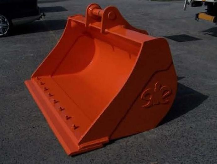 ei engineering zx210 1800mm mud bucket with bolt-on-edge 107230 006