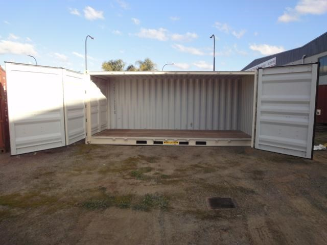 20ft container side opening 109650 002