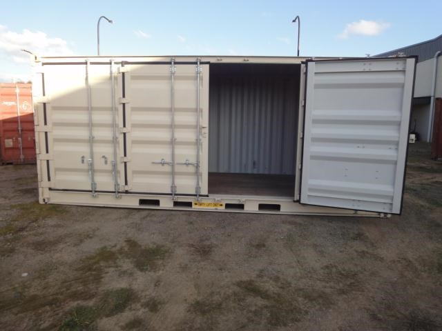 20ft container side opening 109650 009