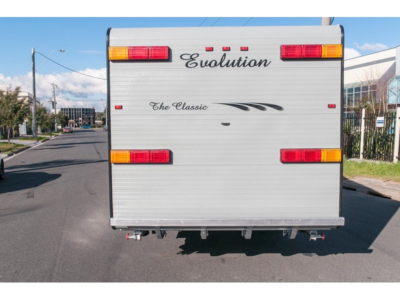 "evolution luxliner ""the classic"" 22'8"" 111693 006"