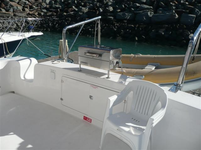 scimitar 1010 flybridge catamaran 117641 011