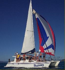 voyager 40' commercial charter catamaran 117612 001