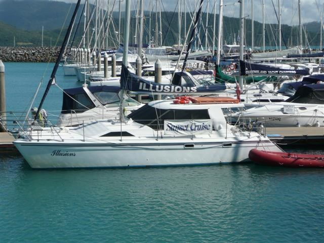 voyager 40' commercial charter catamaran 117612 003