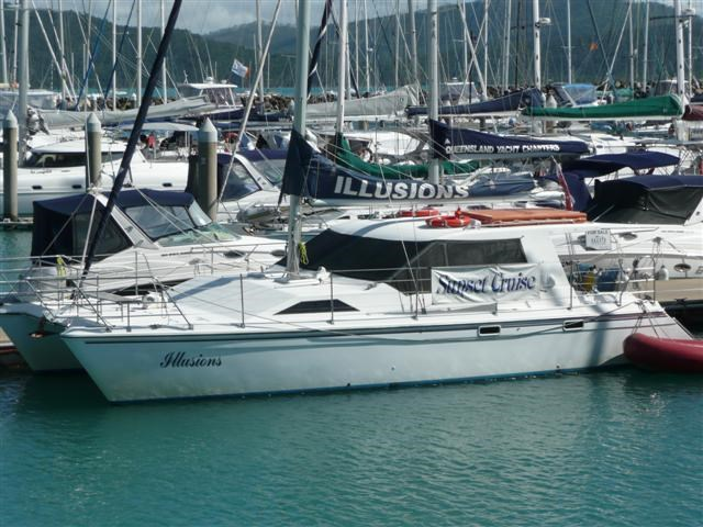 voyager 40' commercial charter catamaran 117612 004