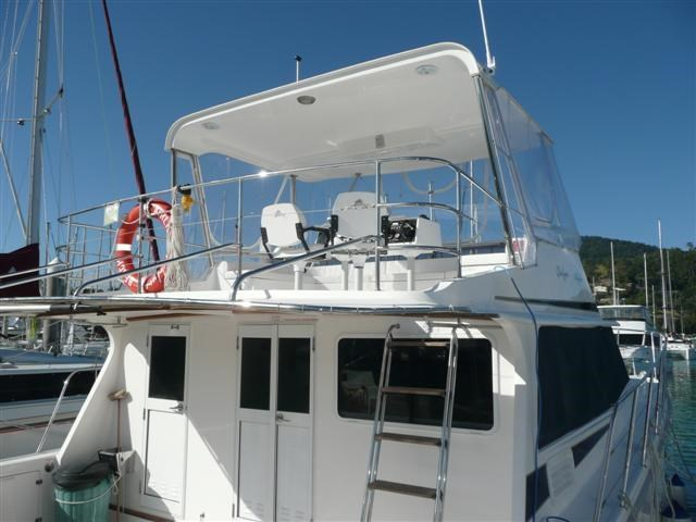 scimitar 1010 flybridge catamaran 117641 004