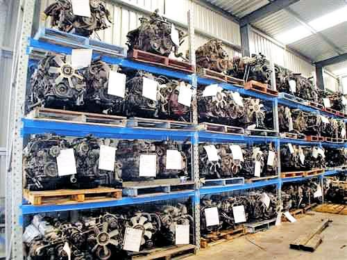 various imported engines 8531 001