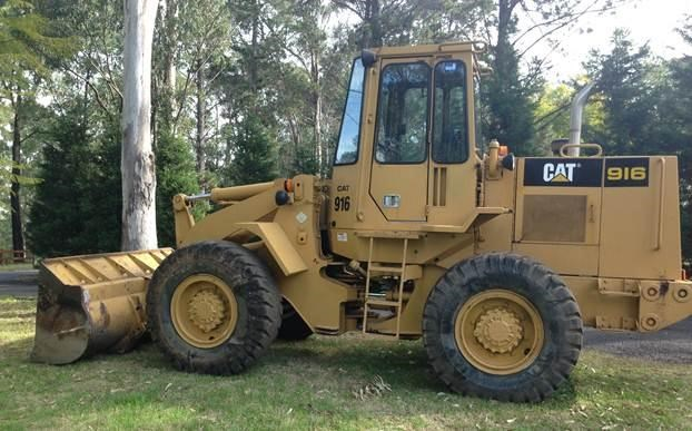 caterpillar 916 loader 123342 002