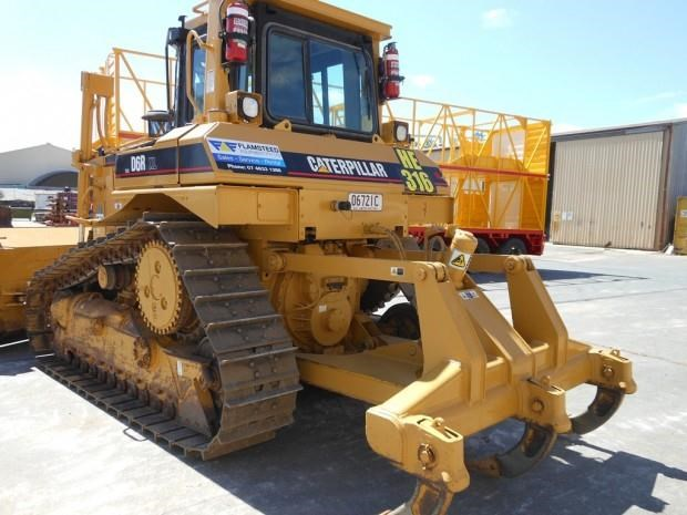 caterpillar d6r xl series ii 125220 009