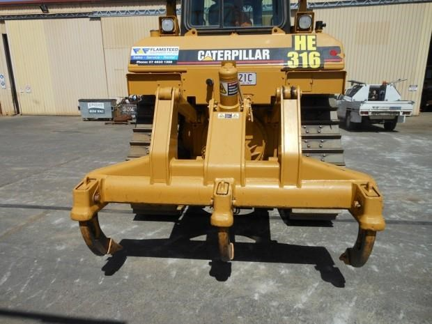 caterpillar d6r xl series ii 125220 011
