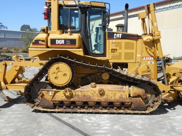 caterpillar d6r xl series ii 125220 002