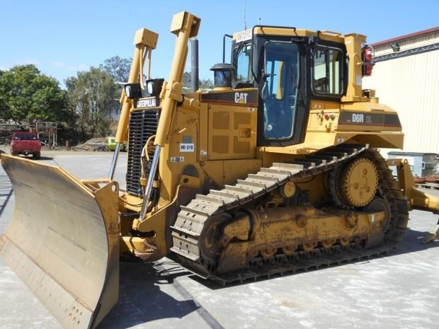 caterpillar d6r xl series ii 125220 004