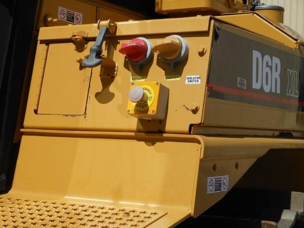 caterpillar d6r xl series ii 125220 006