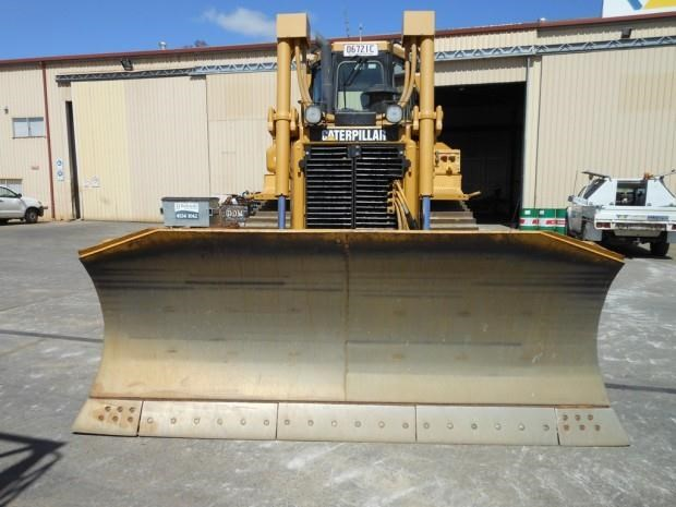 caterpillar d6r xl series ii 125220 007