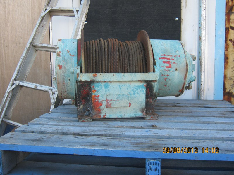 other hydraulic winch 127900 001