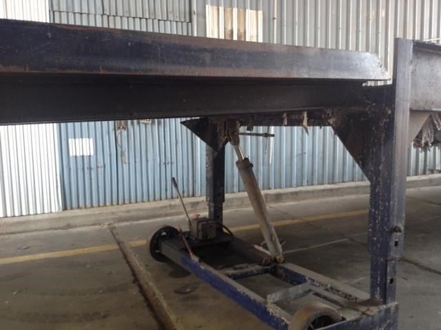 austrlian made container / truck loading ramp 129338 002