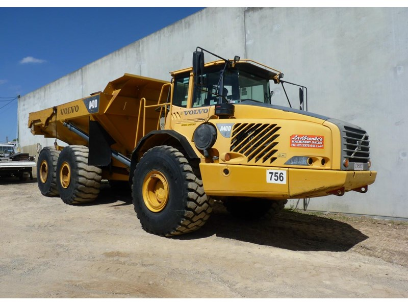 volvo a40d 130560 001