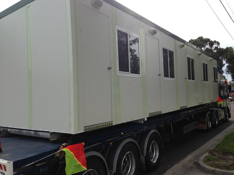 e i group portables 12m x 3m five room accommodation 132254 002