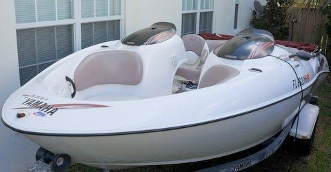 2001 yamaha ls2000 jet boat ls for sale trade boats for Yamaha jet boat reliability