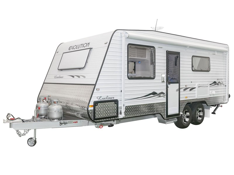 evolution luxliner 21' 145339 001