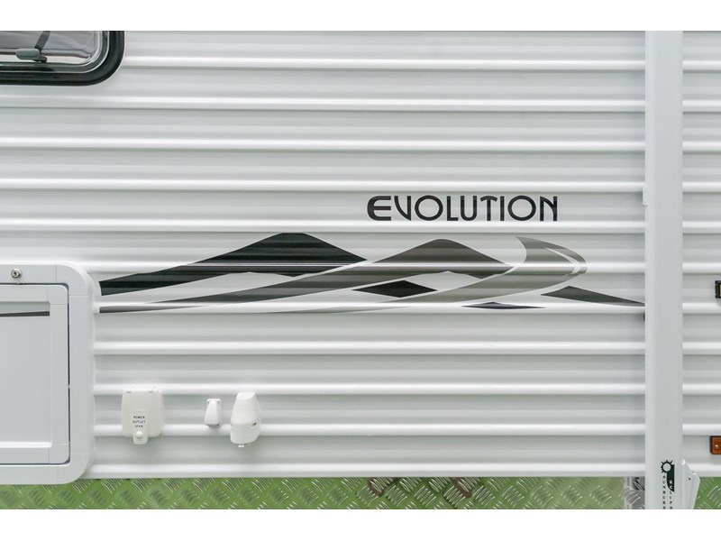 evolution luxliner 21' 145339 014
