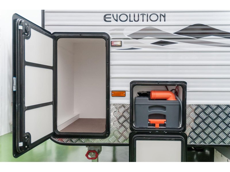 evolution luxliner 21' 145339 015
