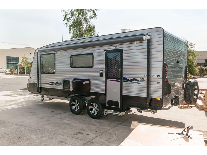 evolution luxliner 21' 148625 003