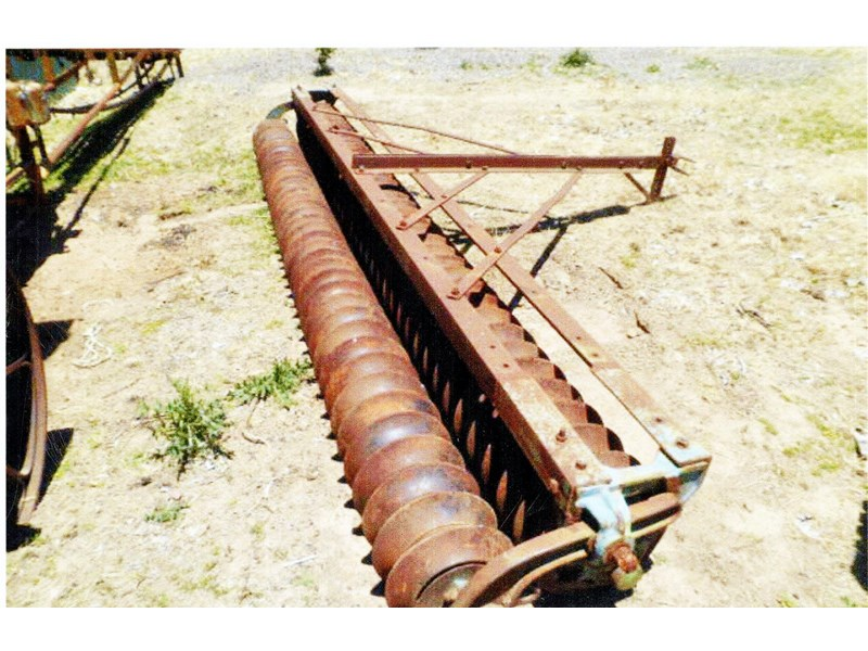 other 13' multi ring roller 150583 001