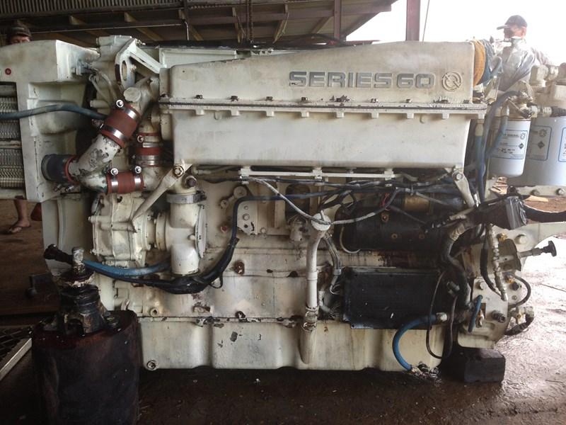 2005 detroit diesel mtu detroit series 60 60 for sale for Diesel marine motors for sale