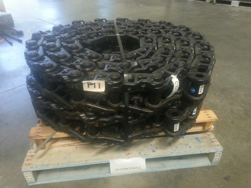 hitachi hitachi greased track chains to suit ex220,ex230 & zx230 up to zx250 9093029 160413 002