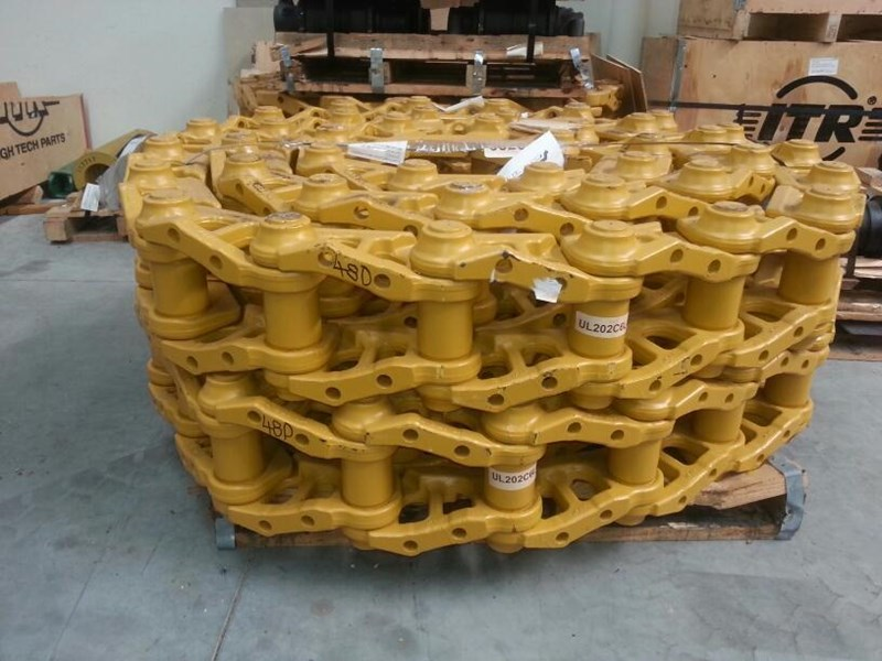 caterpillar caterpillar sealed and lubricated track chains to suit cat d6h/r/t. 6i9671 160778 002