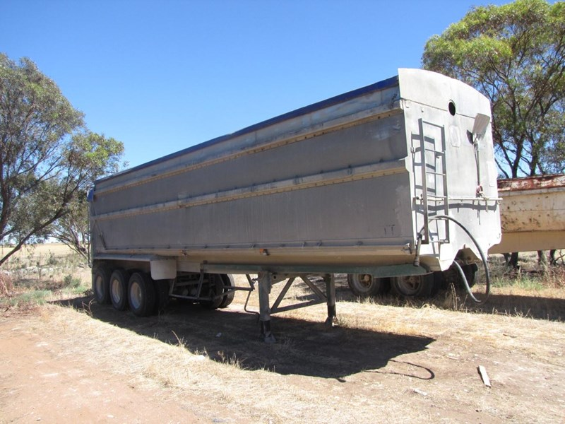 tipper trailer 161691 001