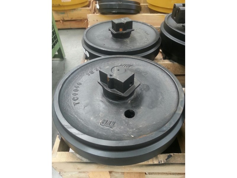 sumitomo sumitomo idler group with brackets to suit sh100 up to sh135. kna0686 163457 001
