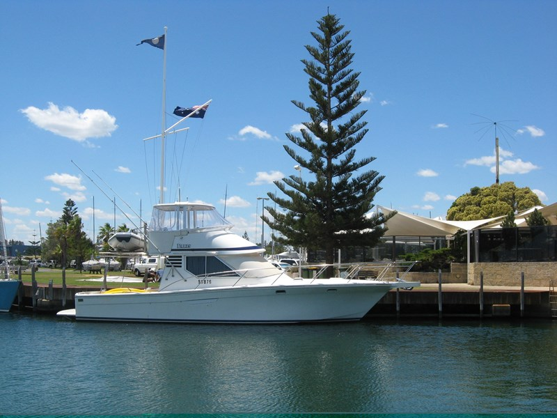 australian marine flybridge 42ft loa 164230 001