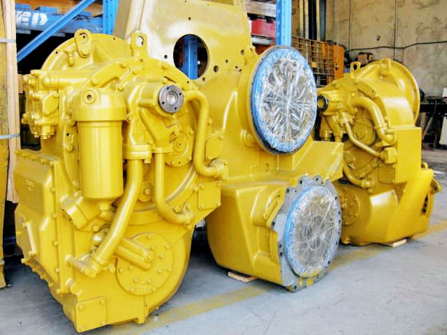 caterpillar transmissions to suit 120g/130g/140g/12g 30417 001