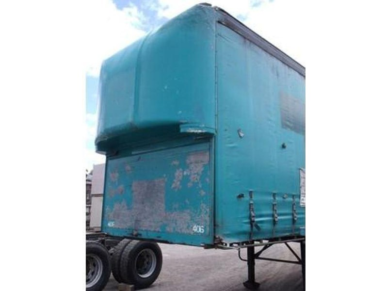 freighter tri axle 40ft curtainside trailer 164029 005