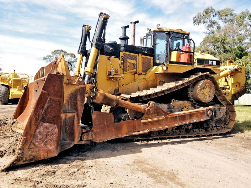 caterpillar d11r 7pz series 3 170349 001