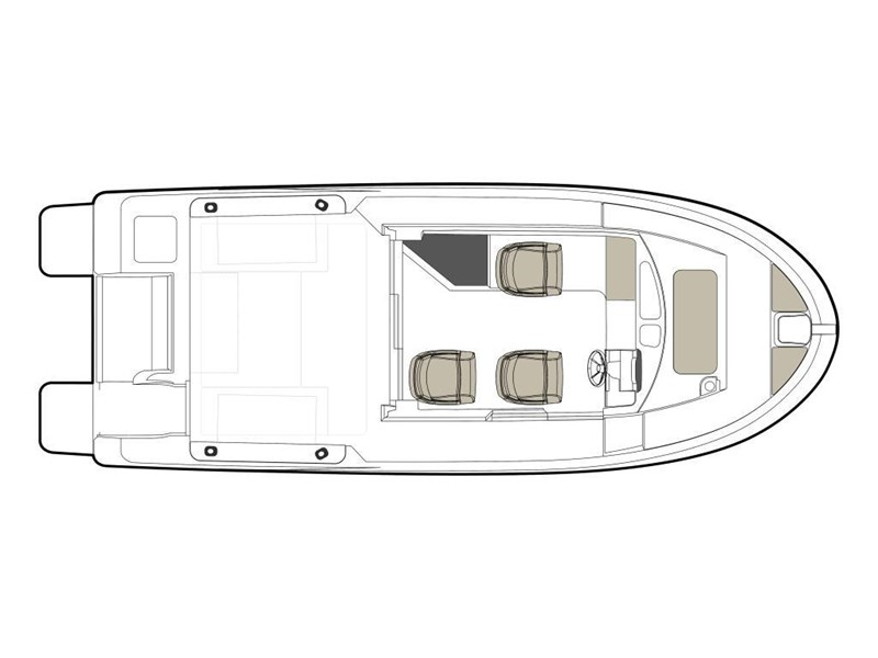 2019 arvor 755 sportsfish for sale