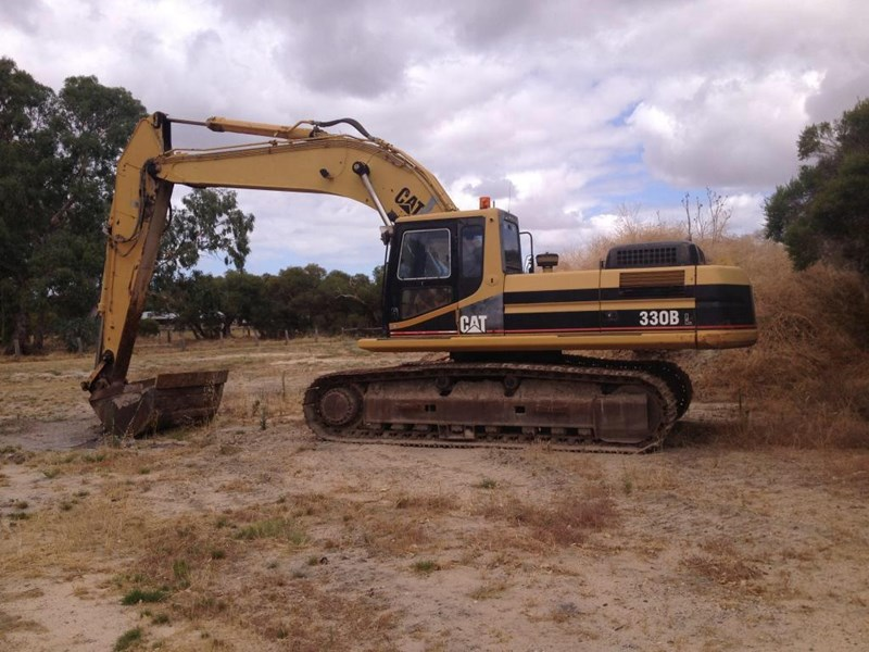 caterpillar 330bl 173377 001