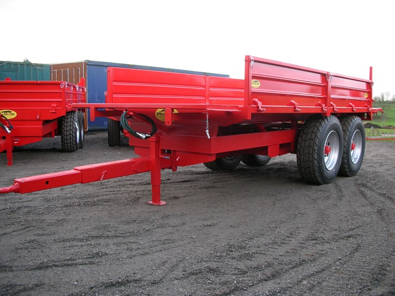 other 12 tonne tip trailers 121081 001