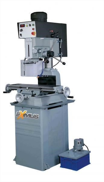 eximus 3mt mill drill variable speed 175030 001