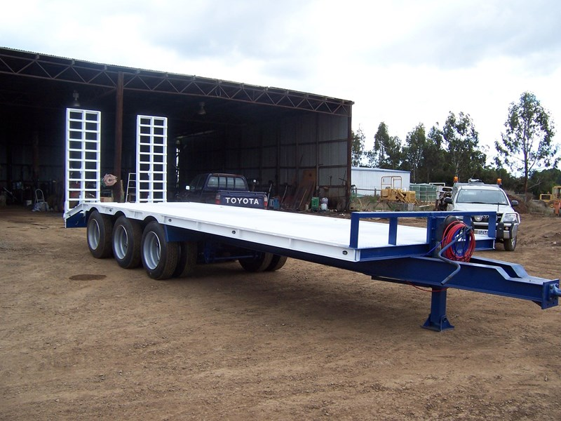 borg triaxle tag plant trailer 14283 008