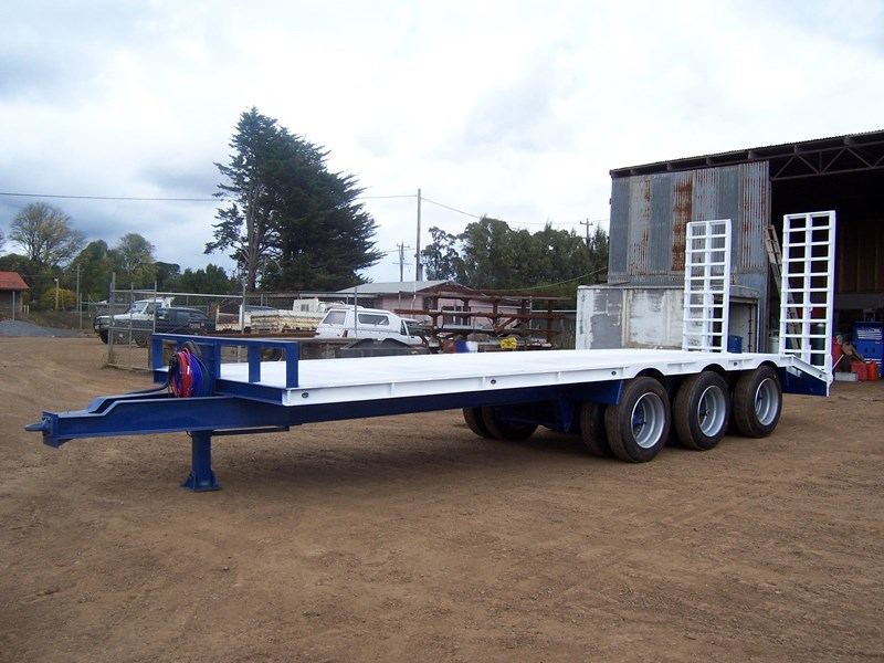 borg triaxle tag plant trailer 14283 009
