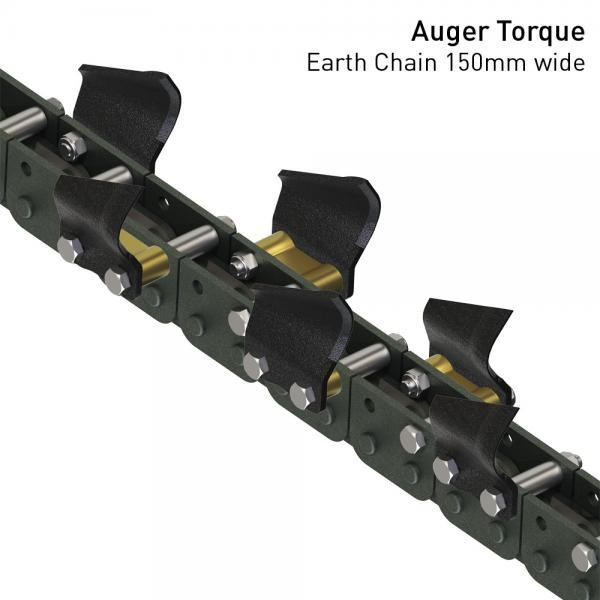 auger torque chain trencher 180677 008