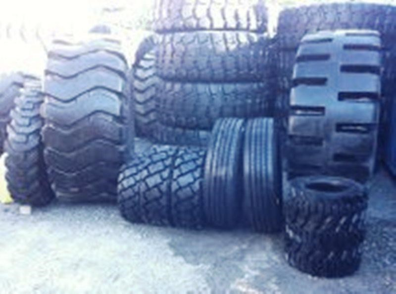 various new tyres 185750 001