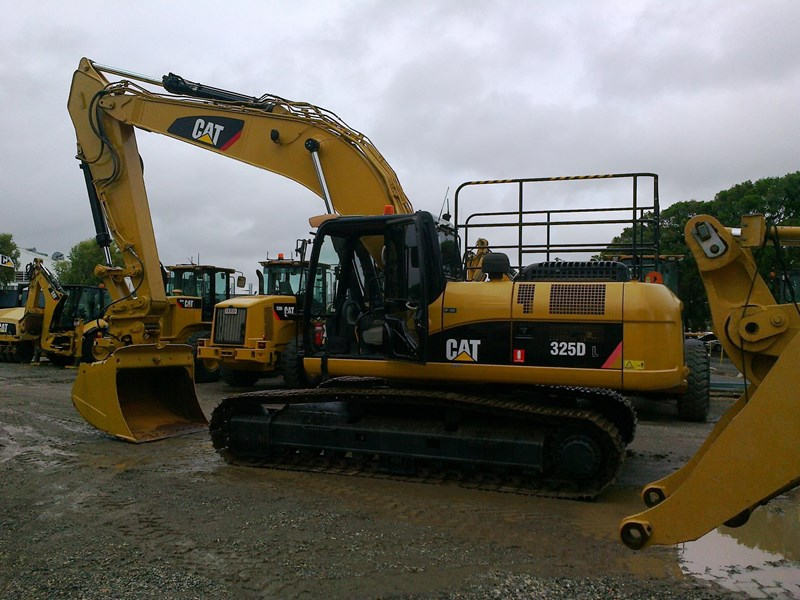 caterpillar 325dl 185367 001